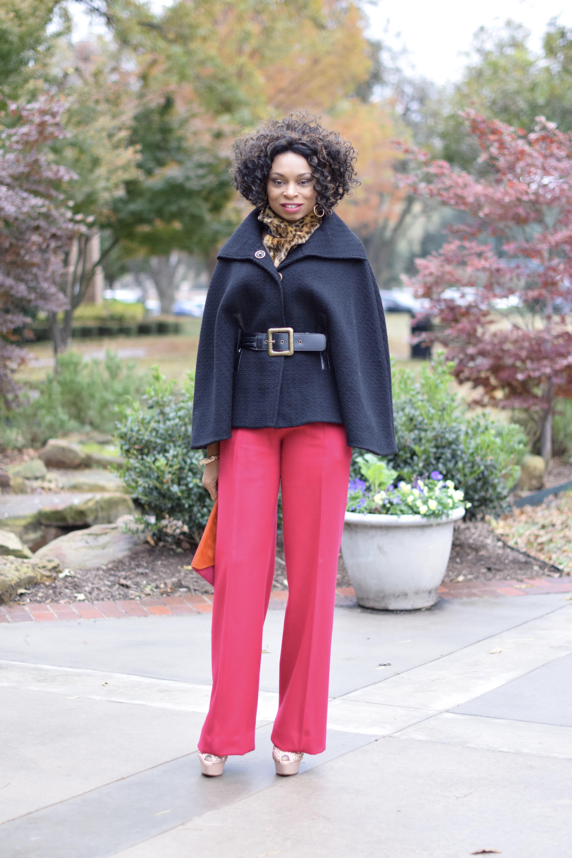 Cape Coat styling Tips