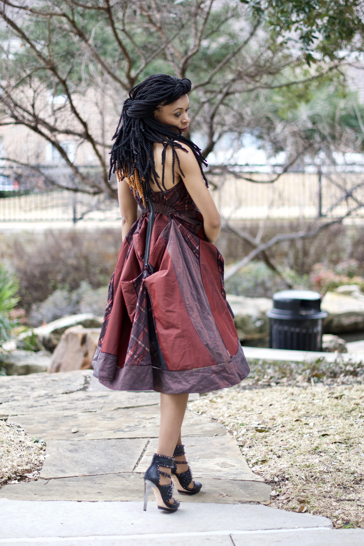Runway Fashion Street Style look