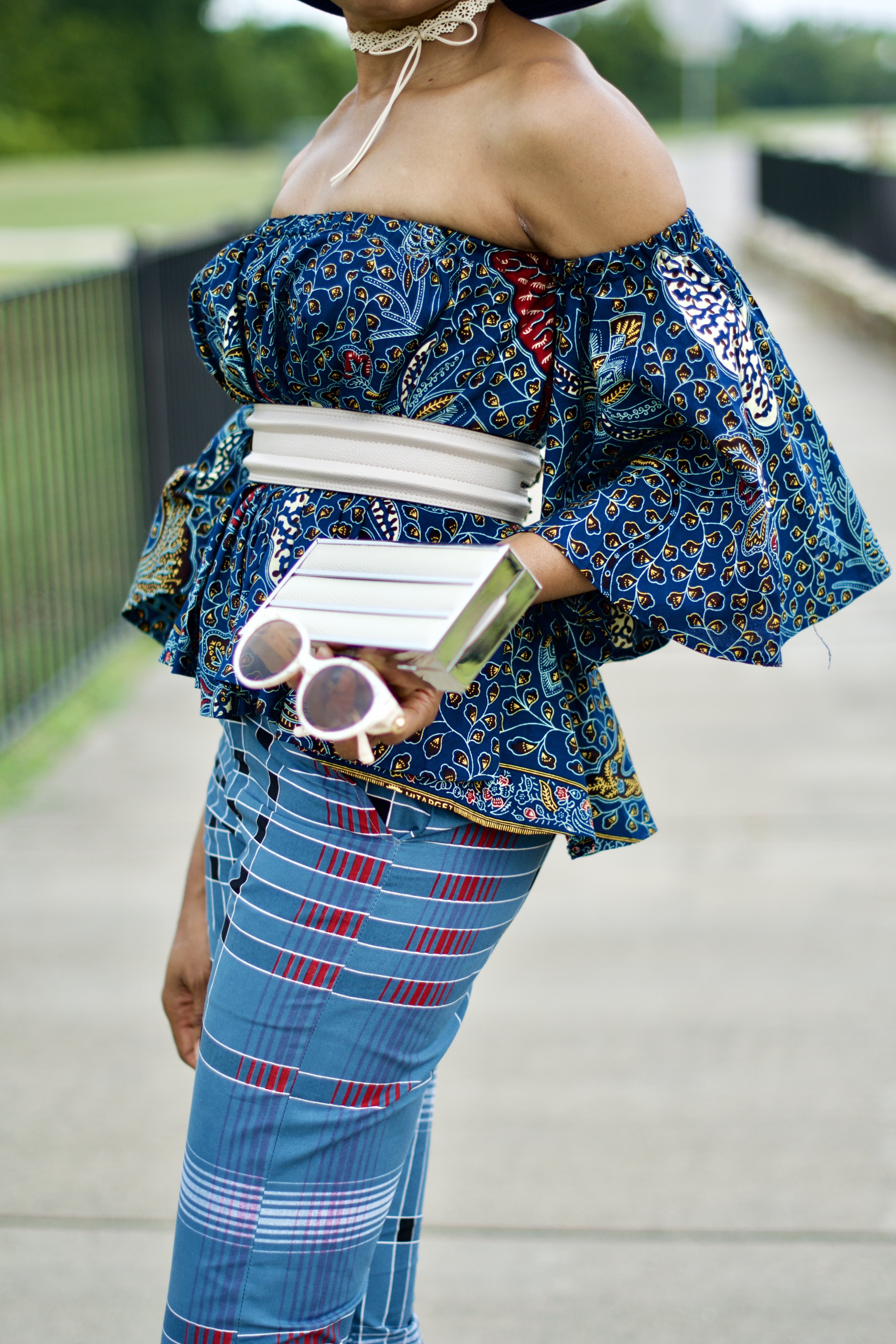 How to Mix Prints-Ankara Prints Posted by Vivellefashion