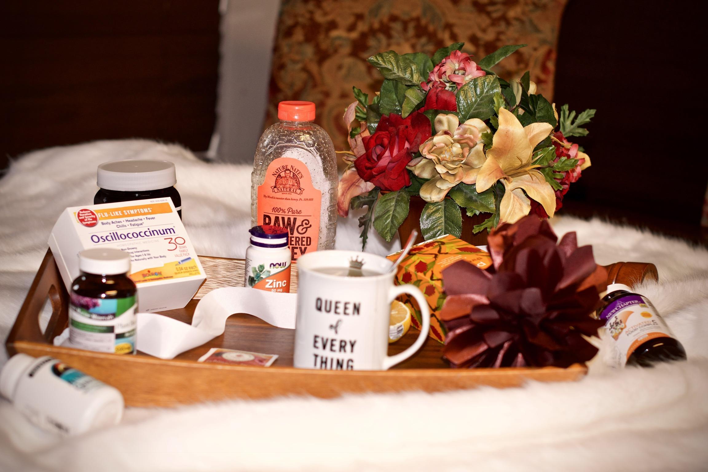 My Natural Flu or Cold Prevention Regimen